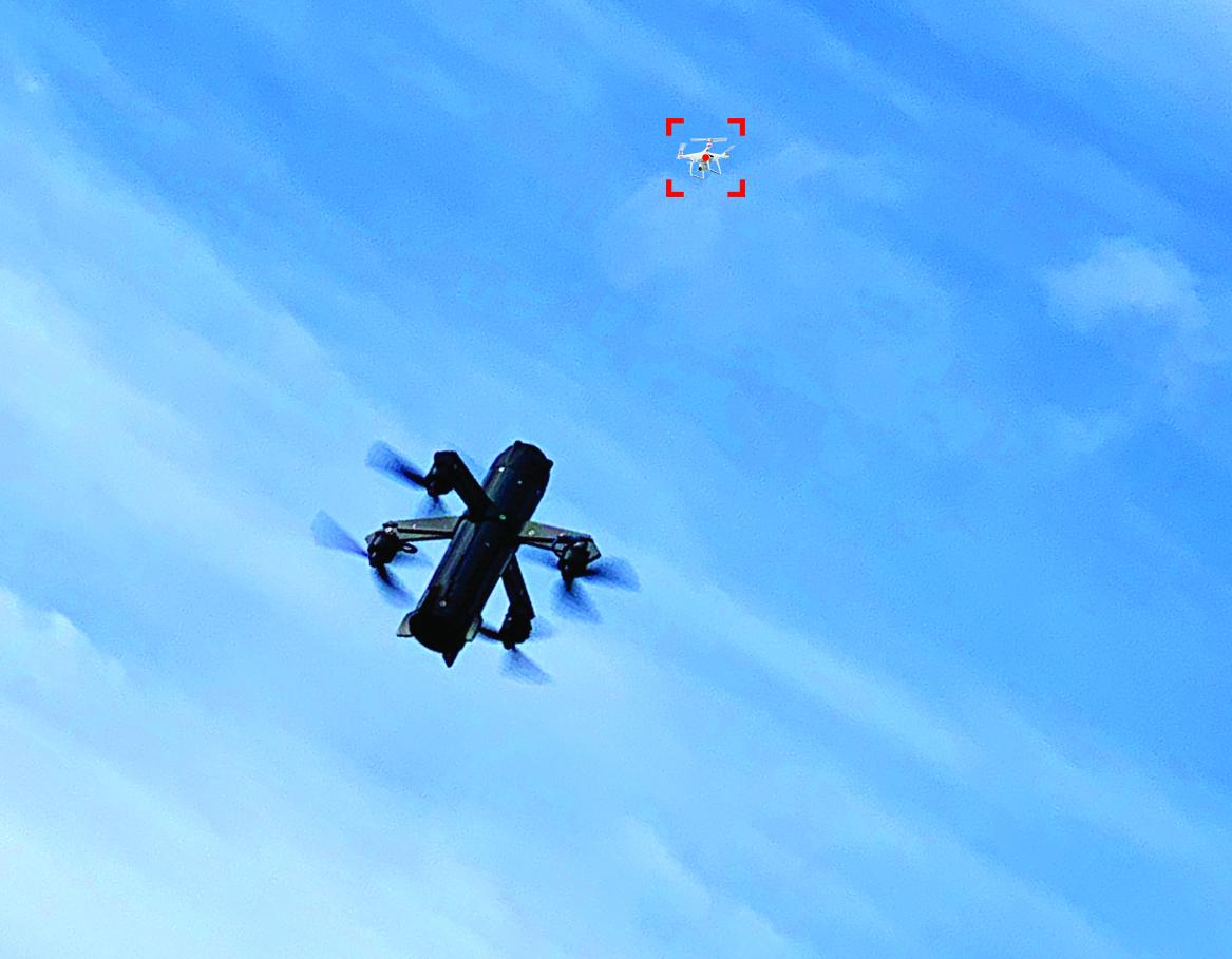 Defend – DroneBullet
